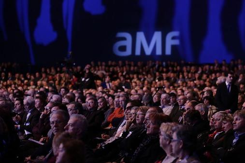 Congrès AMF 2013 auditoire