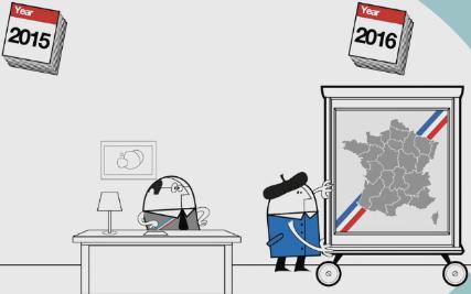 Report réforme territoriale