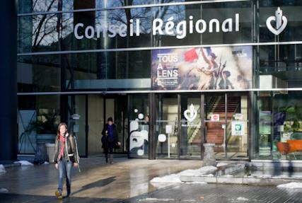 Conseil régional Nord-Pas-de-Calais
