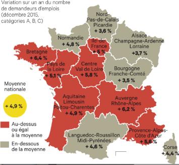 Statistiques régionales 1